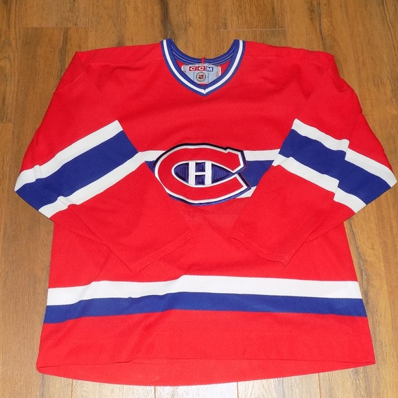 CCM Montreal Canadiens Hockey Jersey b6400200a